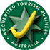 Accredited Tourism Business Australia Logo